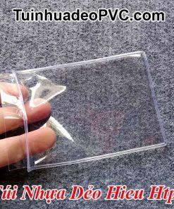 Túi nhựa dẻo bảo hiểm y tế